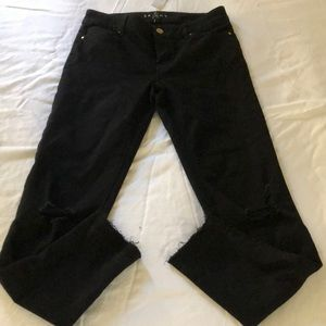 White House black market skinny jeans sz 2 new